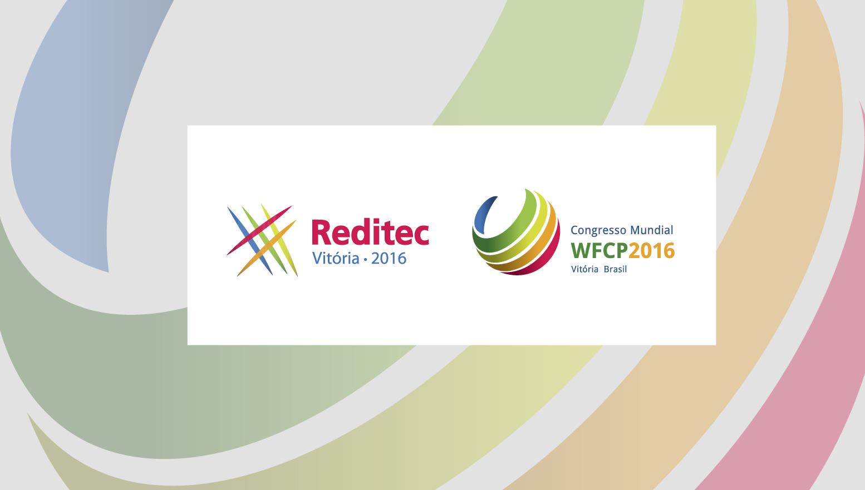 """Congresso Internacional WFCP 2016 e 40ª Reditec recebem inscrições das """"Experiências Exitosas"""""""
