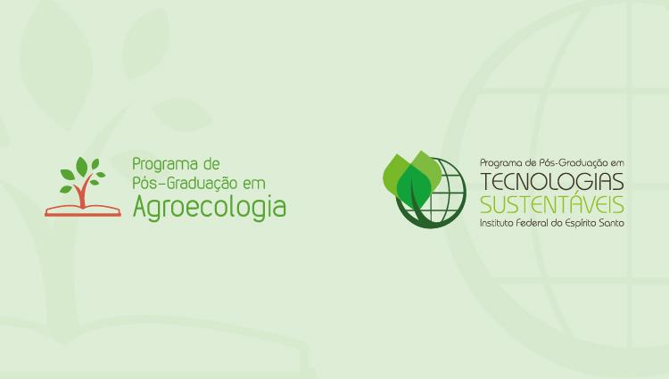 Mestrados em Agroecologia e em Tecnologias Sustentáveis recebem inscrições
