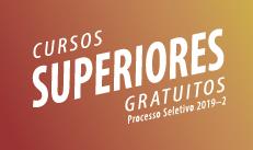 Processo Seletivo 2019/2 - Graduação