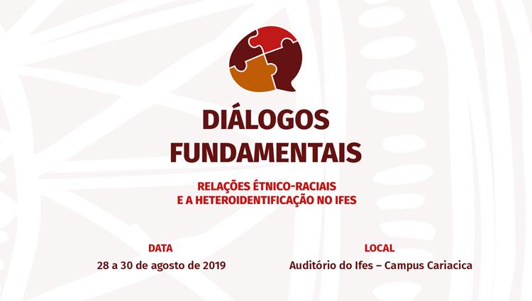 Proen realiza seminário sobre relações étnico-raciais e heteroidentificação
