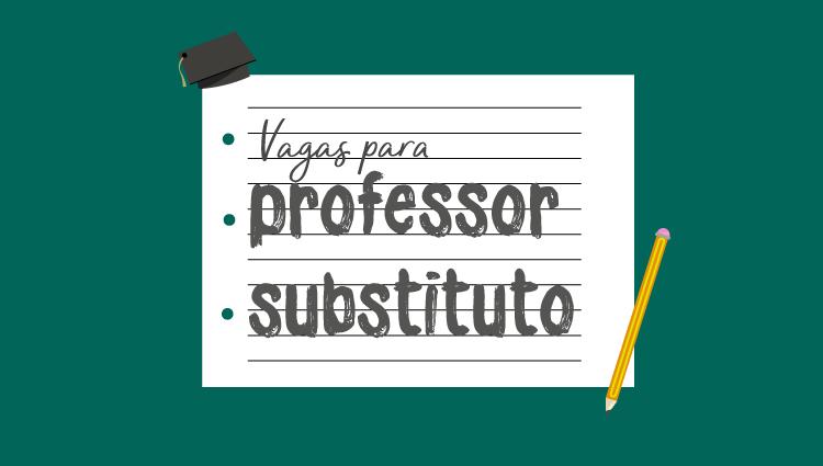 Ifes contrata professores substitutos nos campi Cachoeiro, Ibatiba e Vila Velha
