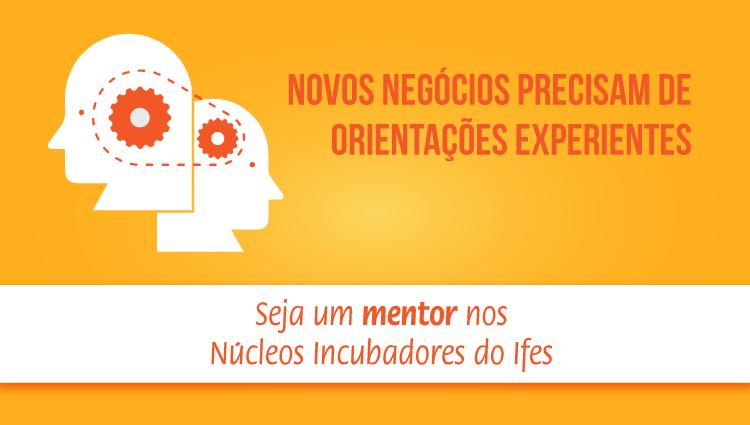 Agifes credencia mentores voluntários para atuar em núcleos incubadores