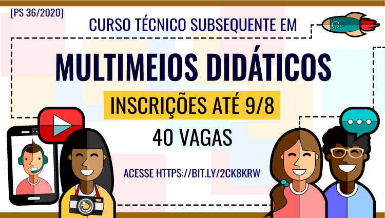 Ifes oferta 40 vagas para curso técnico a distância