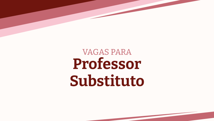 Campi do Ifes oferecem vagas para professor substituto
