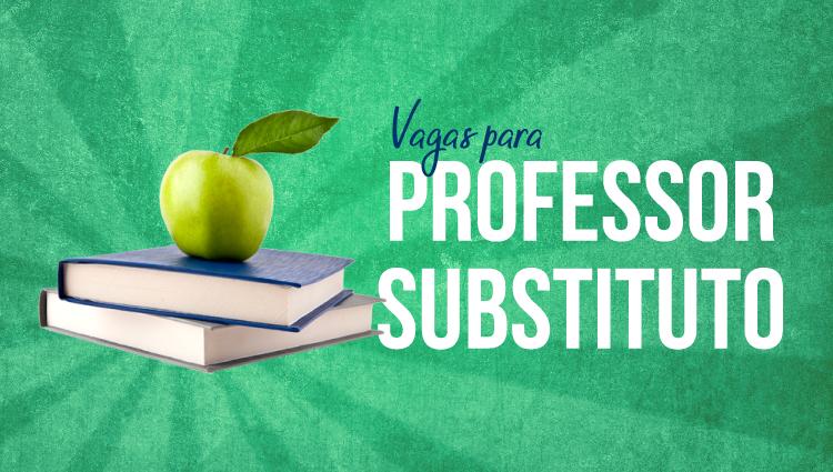 Ifes oferece 24 vagas para professores substitutos em 11 campi