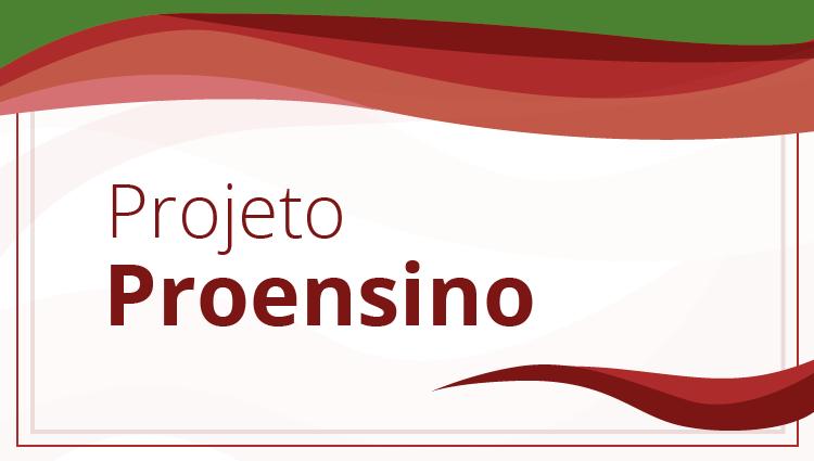 """Proen lança segundo texto do Proensino com o tema """"Recuperação"""""""